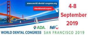 Congreso FDI 2019 @ Moscone Center